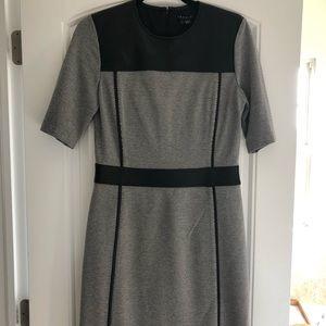 Theory Dresses - Theory leather dress